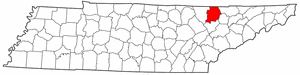 Image:Map of Tennessee highlighting Campbell County.png