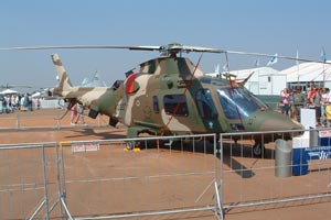 South African Air Force A109LUH