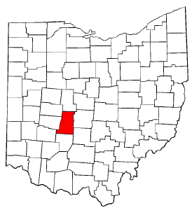 Image:Map of Ohio highlighting Madison County.png