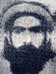 Mullah Omar, the Taliban's spiritual leader, and Head of State