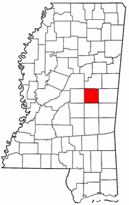 Image:Map of Mississippi highlighting Neshoba County.png