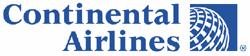 Continental Airlines Logo