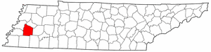 Image:Map of Tennessee highlighting Haywood County.png
