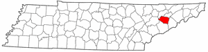 Image:Map of Tennessee highlighting Jefferson County.png