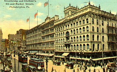 8th and Market Street, 1910s