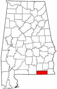 Image:Map of Alabama highlighting Geneva County.png