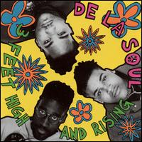 De La Soul - Three Feet High and Rising