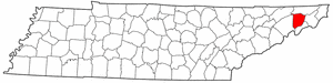 Image:Map of Tennessee highlighting Washington County.png