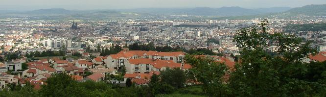 Typical view of the city.