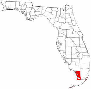 Image:Map of Florida highlighting Monroe County.png