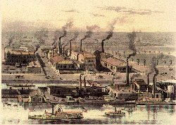Newark Smelting and Refining Works, Ed. Balbach and Sons, c. 1870.