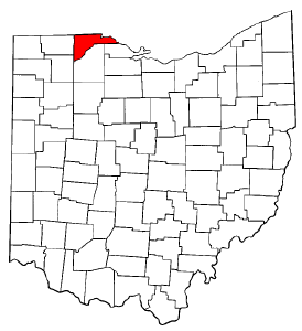 Image:Map of Ohio highlighting Lucas County.png