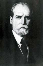 Portrait of U.S. Secretary of State and Chief Justice of the United States Charles Evans Hughes