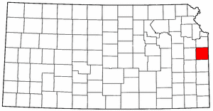 Image:Map of Kansas highlighting Miami County.png