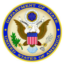 The Seal of the United States Secretary of State