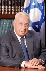 Ariel Sharon, Prime Minister of Israel