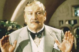 as Poirot
