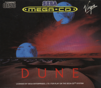 The  Mega CD version of Dune featured various extras.
