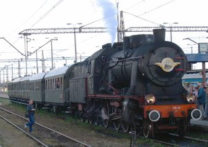 "Retro train ""Costerina"",  - ,"