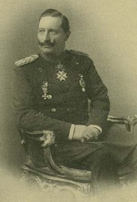 Wilhelm IIGerman Emperor and King of Prussia