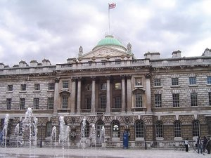 Somerset House in London