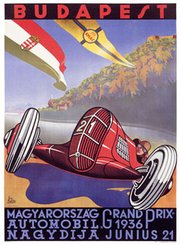 Grand prix advertisement from 1936