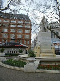 The Centre of Leicester Square