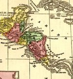 The United Provinces of Central America was short-lived.