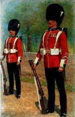 Welsh Guards by  (-)