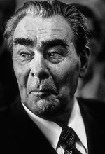 Brezhnev towards the end of his life