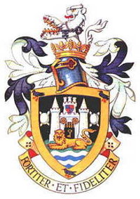 Arms of Guildford Borough Council