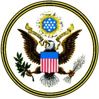 E pluribus unum is included in the Great Seal of the United States