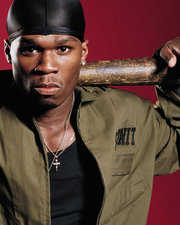 "50 Cent from the Album: ""Get Rich or Die Tryin"""
