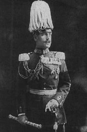 King Constantine I of Greece