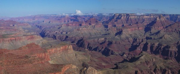 Grand Canyon from Moran Point