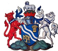 Arms of Oxfordshire County Council