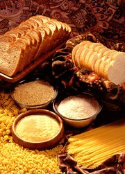 Refined  products are rich sources of complex carbohydrates