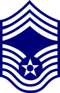 Chief Master Sergeant Chevron