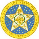 State seal of Oklahoma