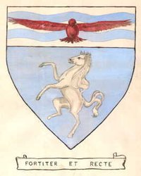 Arms of the former Borough of Crayford