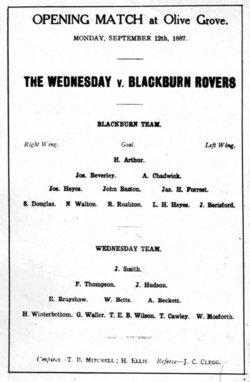 Blackburn Rovers F C  - Academic Kids