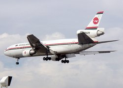 Another view of a Biman DC-10