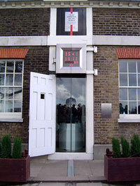 The Prime Meridian, Greenwich