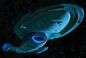 Uss Voyager Ncc 74656 Crew Complement | RM.