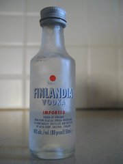 There are many popular brands and styles of vodka.