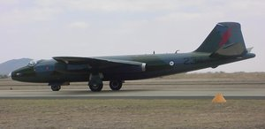 English Electric Canberra B.2.