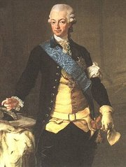 King Gustav III