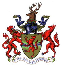 Arms of Enfield London Borough Council
