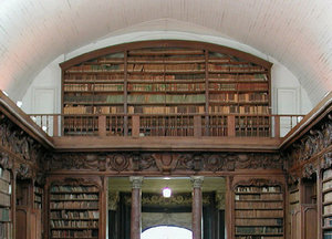 Library of Alen�on (built c.1800)