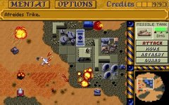 The Dune II interface was the basis for modern  games.
